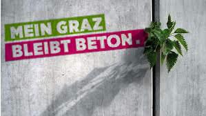 Mein Graz bleibt Beton
