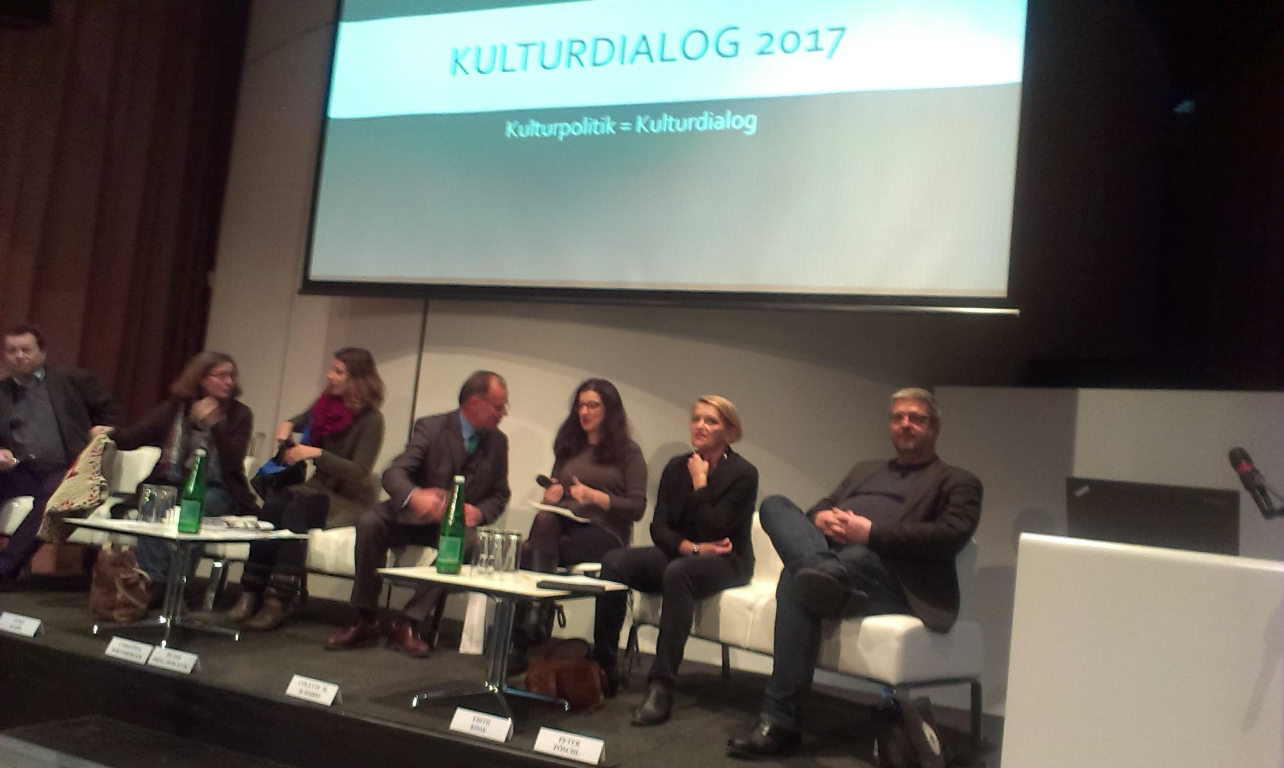 Kulturdialog Graz 2017: Die Kandidatinnen der wahlwerbenden Parteien