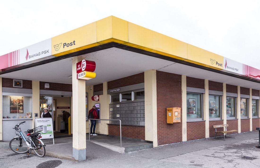 Postfiliale Kärnterstrasse 154 Graz
